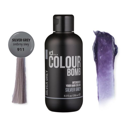 Colour Bomb - Srebrny Siwy 250ml - 911
